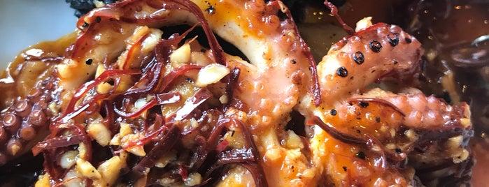 Kraken Alta Cocina Del Mar is one of Comida Mérida.