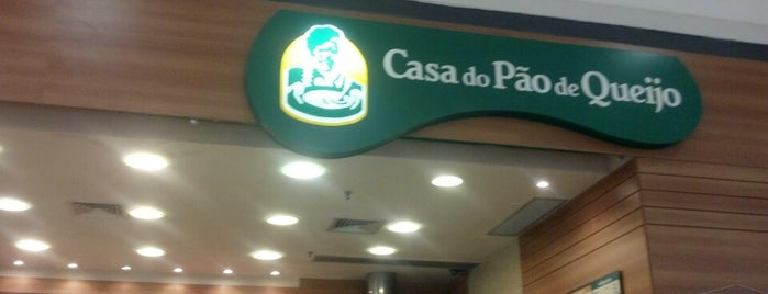 Casa do Pão de Queijo is one of Cafés - Veja Salvador Comer & Beber.