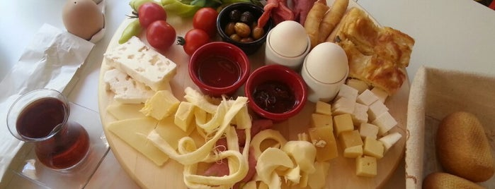 Sahanda Kahvaltı is one of Yeme & İçme.