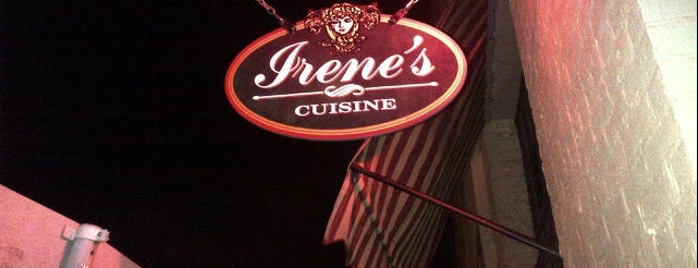 Irene's Cuisine is one of New Orleans.