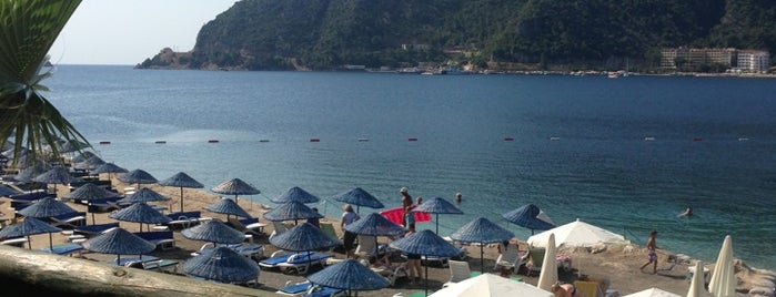 Brothers Cafe is one of Marmaris.