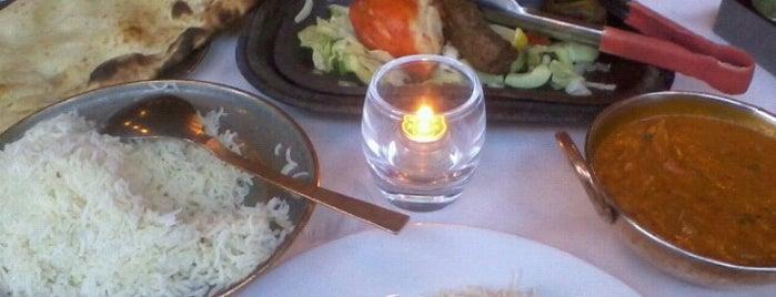 Kashmir Indian Restaurant is one of Boston.