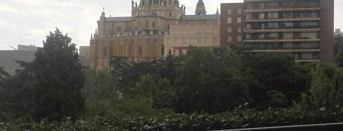 El Ventorrillo is one of Terrazas Madrid.