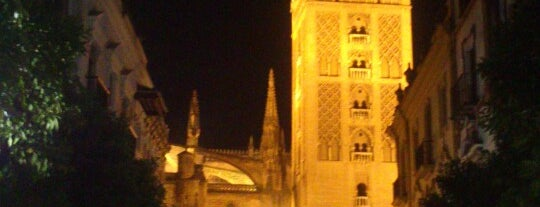 Cathedral of Seville is one of sevilla ole ole y ole.