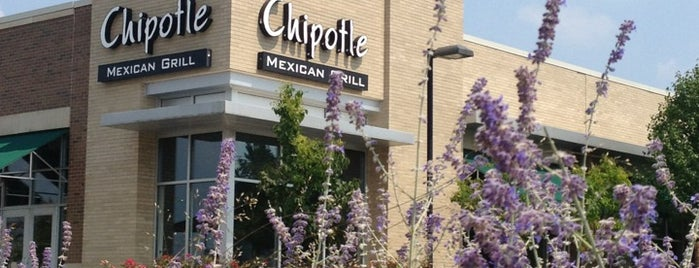 Chipotle Mexican Grill is one of What to do in Toledo!.