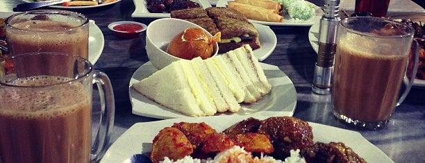 Warung Lebai Dollah واروڠ  ليباي  دوله is one of jalan2 cari makan seksyen 13 shah alam.