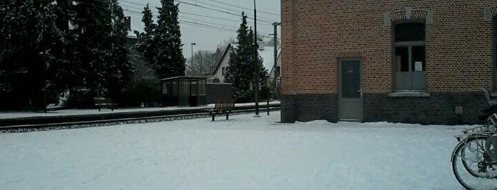 Station Sinaai is one of Bijna alle treinstations in Vlaanderen.