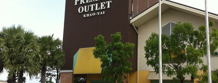 Premium Outlet Khao-Yai is one of travel.