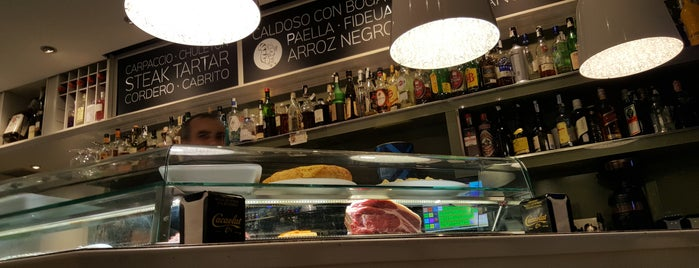Palermo is one of Cenar en bcn.