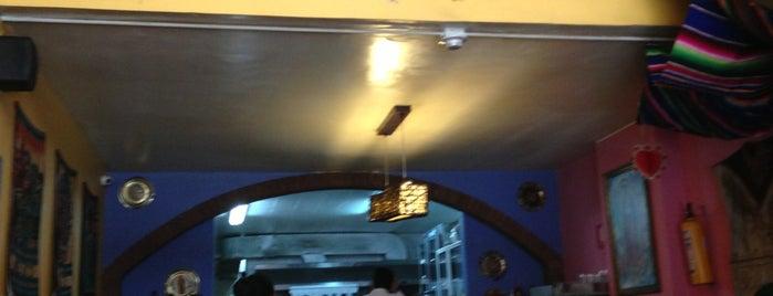 Restaurante Mexico Lindo  y que... is one of Restaurantes visitados.