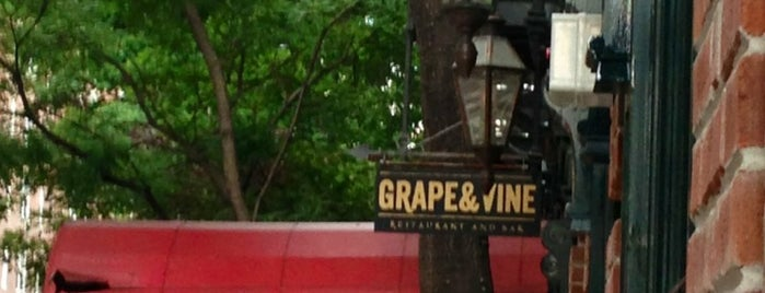 Grape & Vine is one of NYC 2013 new openings.