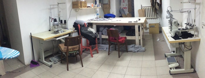 Showroom D.O.M. (Designer Open Manufacture) is one of СПб..