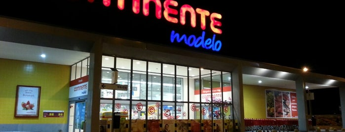 Continente Modelo is one of Continente.
