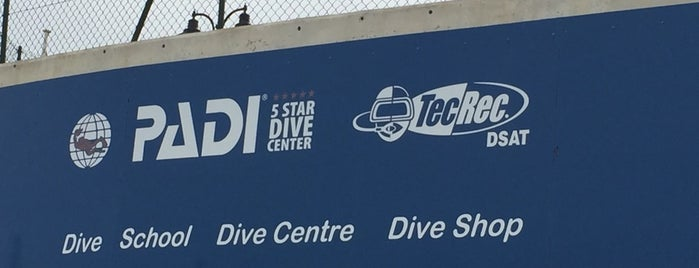 Dive Systems is one of Malta.
