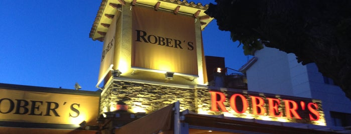 Rober's is one of comer.
