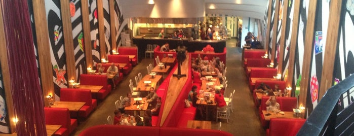 Mellow Mushroom is one of The 10 best value restaurants in Charleston, SC.