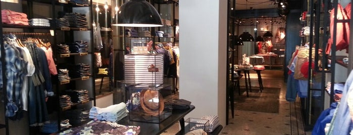 Scotch & Soda / Amsterdam Couture is one of Istanbul♥Cadde.