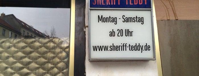 Sheriff Teddy Bar is one of Bar.