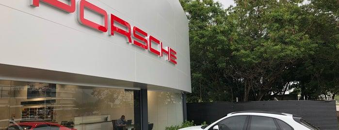 Stuttgart Porsche is one of Dealers.