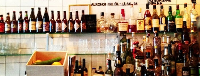 AG Restaurang & Bar is one of Stockholm Misc.