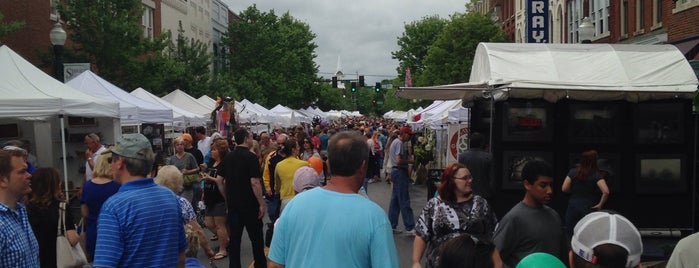 Franklin Main Street Festival is one of Nashville and Franklin.