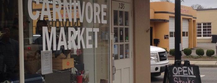 Carnivore Market is one of Nashville and Franklin.