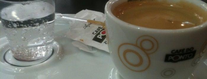 Café do Ponto is one of Coxinha ao Caviar.