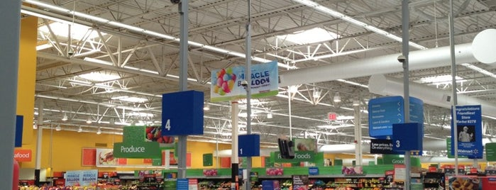 Walmart Supercenter is one of Kick ass places.