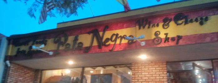 Pata Negra is one of Comida.