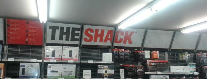 RadioShack is one of Provincetown.