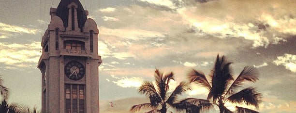 Aloha Tower is one of Historian.