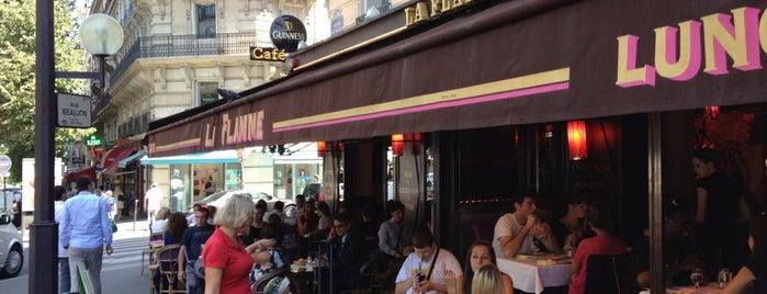 La Flamme is one of Paris.