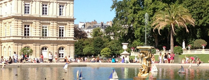 Luxembourg Garden is one of Place to visit in Paris.