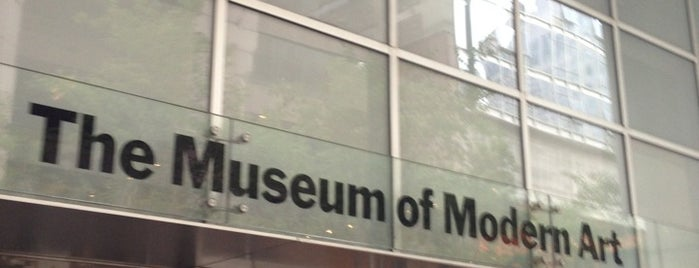 Museum of Modern Art (MoMA) is one of New York.