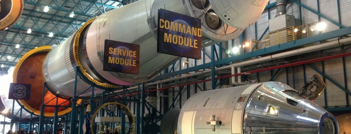 Apollo/Saturn V Center is one of So you want to see an Apollo Rocket?.