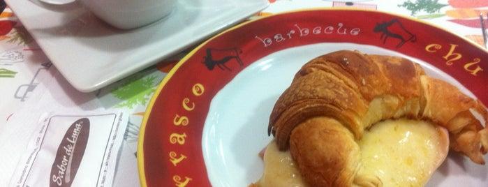 Sabor de Luna is one of Cafet./Padarias/Sorveterias.