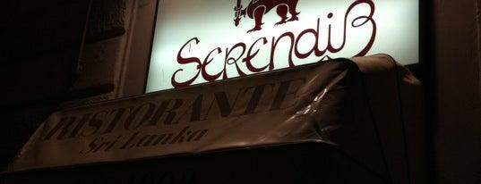 Serendib is one of Ristoranti etnici vegan-friendly a Milano.