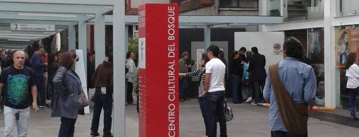 Centro Cultural del Bosque is one of Museos · Galerías · Centro Cultural.