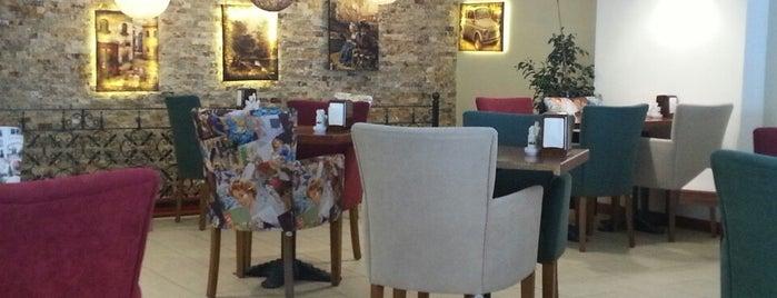 Amore Mio is one of Konya'da Café ve Yemek Keyfi.