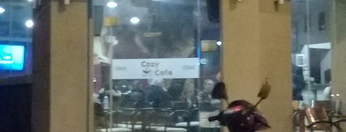 Cozy Cafe is one of Summer 2015.