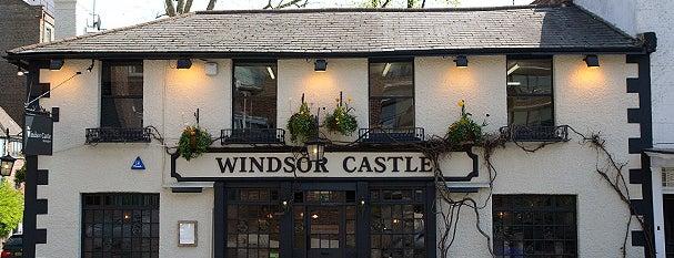 Windsor Castle is one of UK_to go_Summer Bars.