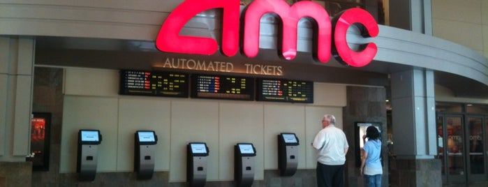 AMC Santa Anita 16 is one of Places to check -in to.