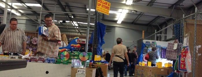 Big Top Flea Market is one of Princess' Tampa Hot Spots!.