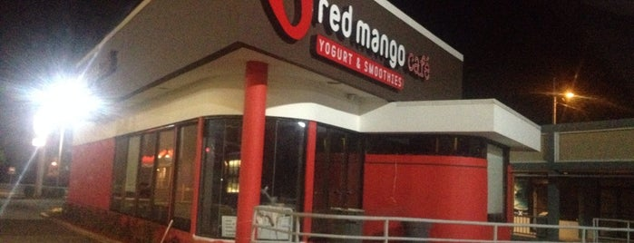 Red Mango Café, Intermetro (Plaza Puerto Rico) is one of To eat at.