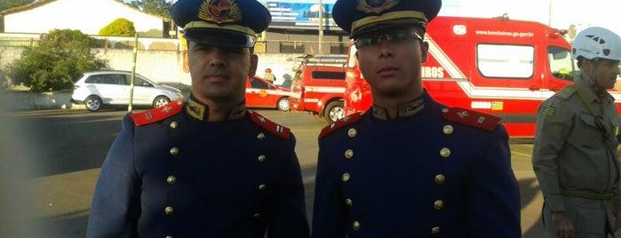 Corpo De bombeiros - 7º Batalhão is one of Utilidade Pública.