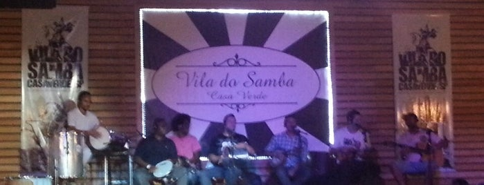 Vila do Samba is one of SAMPA.