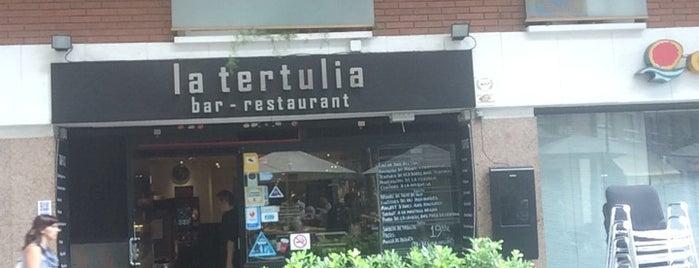 La Tertulia is one of A comer y a beber.