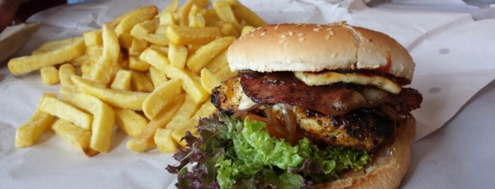 Big J's is one of Best Burger Joints in Auckland.