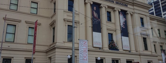 Immigration Museum is one of Melbourne & Victoria.