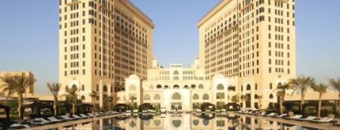 The St. Regis is one of My Doha..